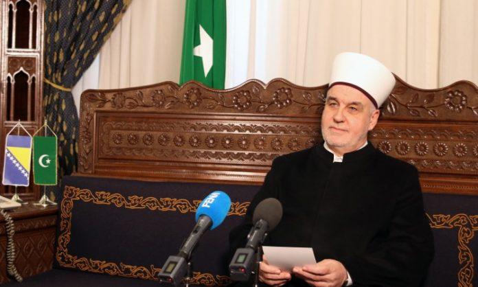 Reis Kavazović pozdravio Inzkovu odluku kojom se zabranjuje negiranje genocida