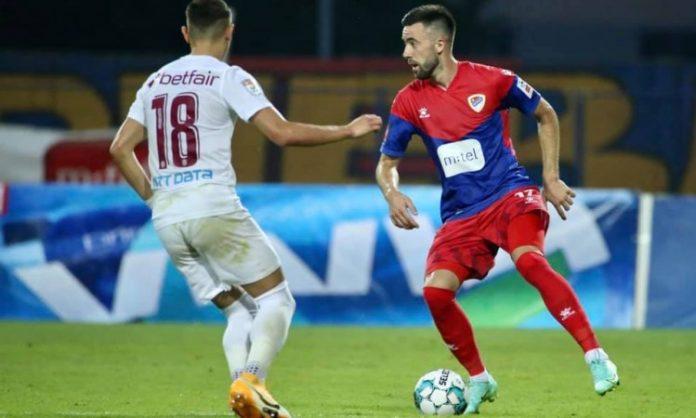 Cluj u produžetku izbacio Borac iz Lige prvaka
