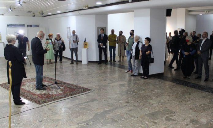 Izložbom u Tuzli počela manifestacija 'Dani Nedžada Ibrišimovića'
