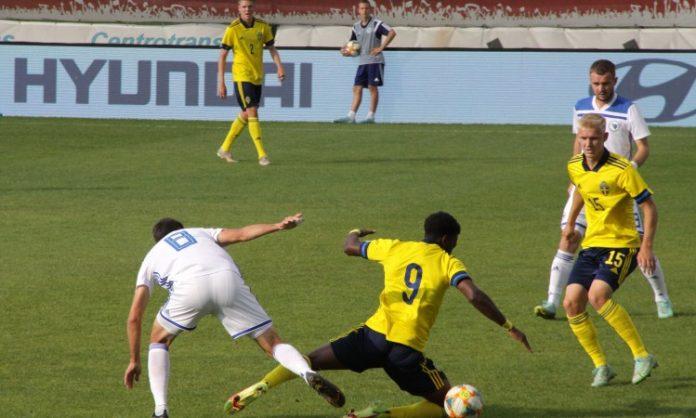 Mladi nogometaši BiH remizirali protiv Švedske rezultatom 11