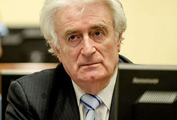 O hapšenju Karadžića, da se o zločinima ne govori