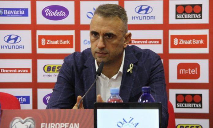 Petev Više mi je žao igrača, nego sebe