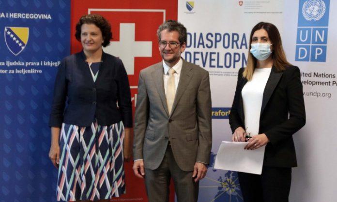 Poboljšane prilike za investiranje dijaspore u BiH