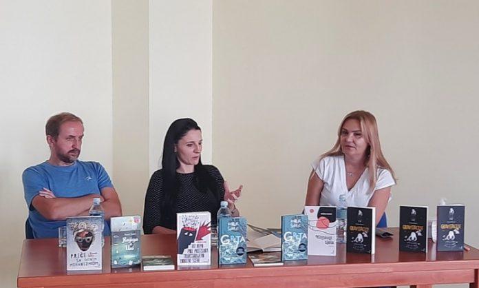 U Brčkom predstavljeni romani Senke Marić i Faruka Šeh