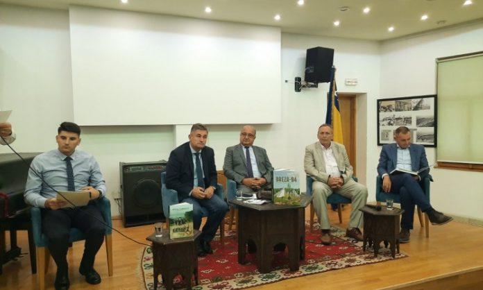 U Brčkom promovirane knjige Seada Jusića i Mirsada Selmanovića